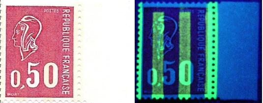 Varieties - [Etude monographique du 0,50F Marianne de Béquet]